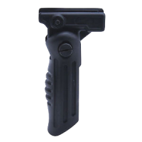 CCOP Foldable Foregrip Plastic