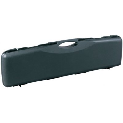 Negrini Shotgun Velvet Plastic Compartments Case
