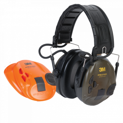 Peltor Sport Tac Electronic Ear Protection