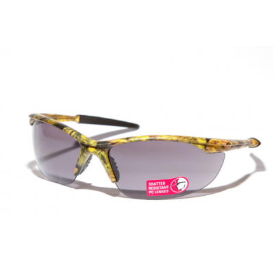 Brentoni Camo Frame Brown Glass