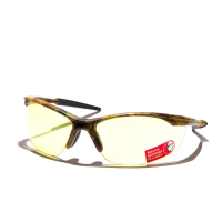 Brentoni Camo Frame Yellow Glass