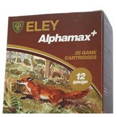 Eley 12GA Alphamax 36gm No. 7