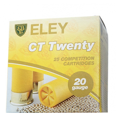 Eley 20GA C.T. 24gm No. 7
