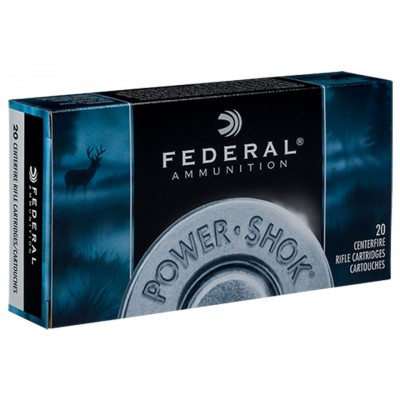 Federal 6.5 x 55 Swedish Power Shock 140gr