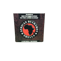 African Buck 12ga Law Enforcement Baton Balls