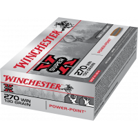 Winchester .270 Win 130gr Power Point