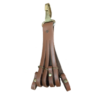 Venator Leather Bird Hanger