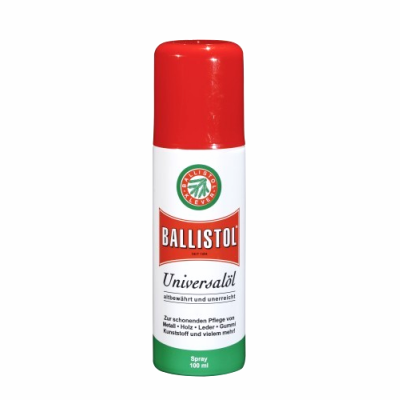 Ballistol 100ml Gun Oil Spray