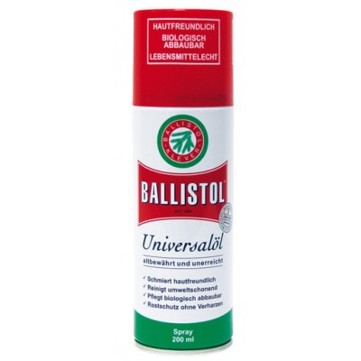 Ballistol 200ml Gun Oil Spray