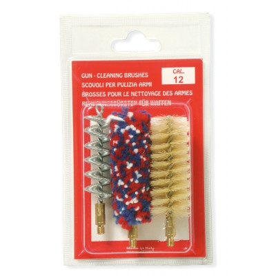 Stil Crin 12ga 3pcs Brush Blister Pack