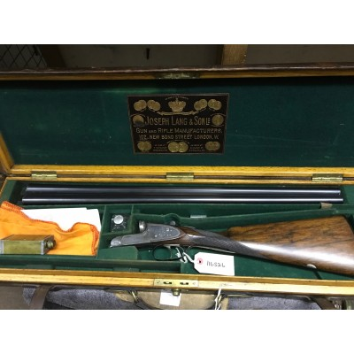 Joseph Lang and Sons Shotgun