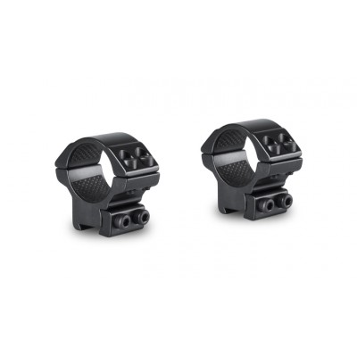 Hawke Match Mounts 1'' 2 Piece 9-11mm Low