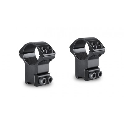Hawke Match Mounts 1'' 2 Piece 9-11mm High