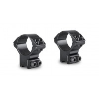 Hawke Match Mounts 30mm 2 Piece 9-11mm High