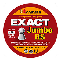 Cometa 5.5 (.22) Exact RS Pellets (250pcs)