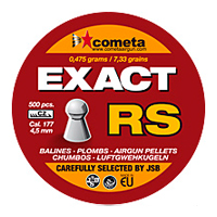 Cometa 4.5 (.177) Exact RS Pellets (300pcs)